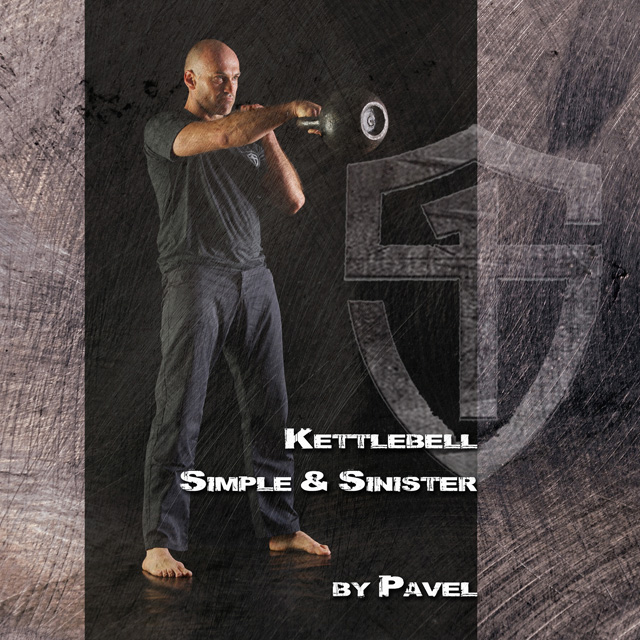 "Livre ""Simple & Sinistre"" de Pavel Tsatsouline"
