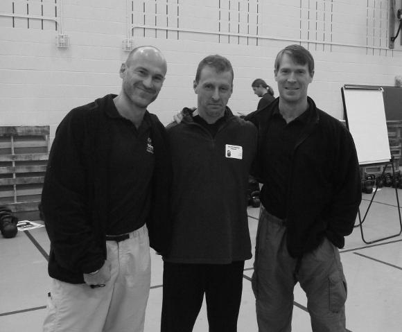 La Puissance et les Kettlebells - Pavel, Alexey et Geoff Neupert