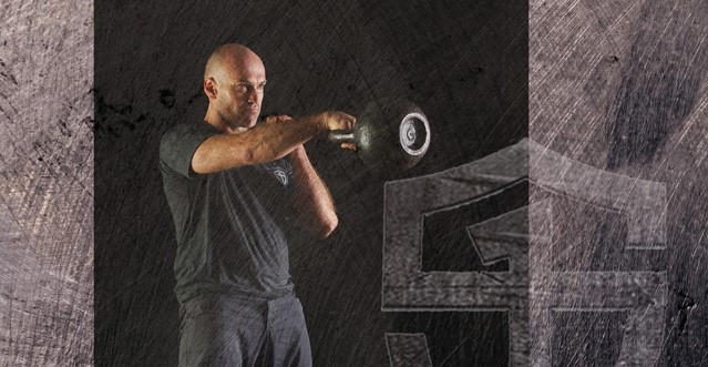 "Stage ""Kettlebell : Simple & Sinistre"" : Pavel"