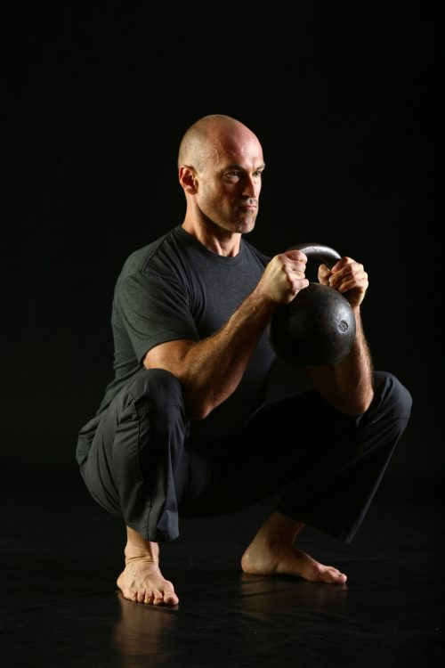 "Stage ""Simple & Sinistre"" - Pavel - Goblet Squat"