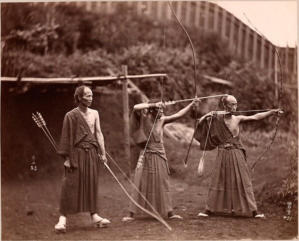 Zanshin - l'art du tir à l'arc