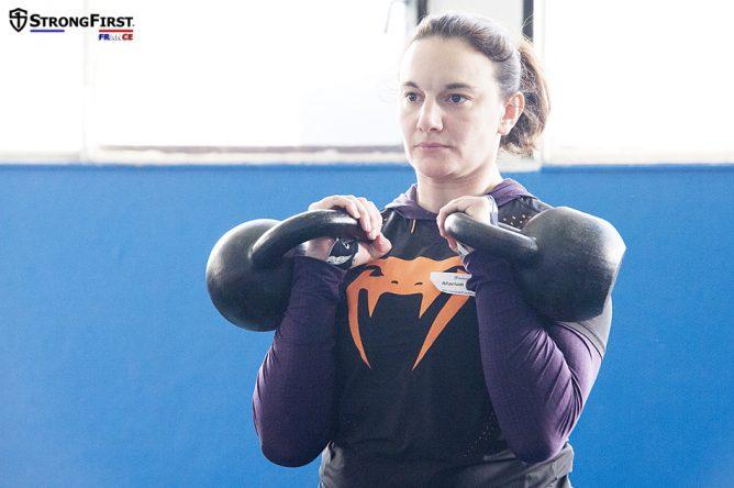Marion Nicolaï, SFG 1 - équipe Sud-Est