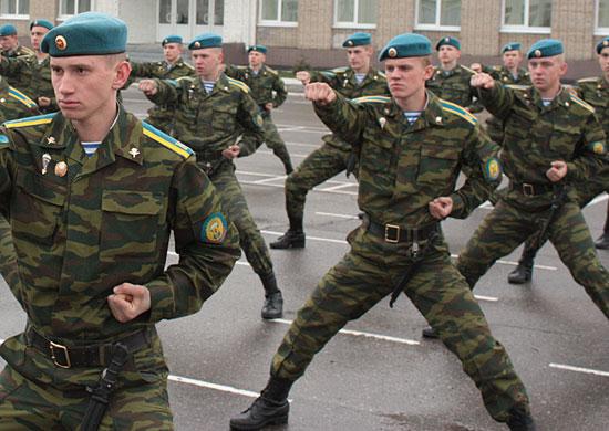 Histoire du système StrongFirst - combat corps à corps dans l'armée soviétique