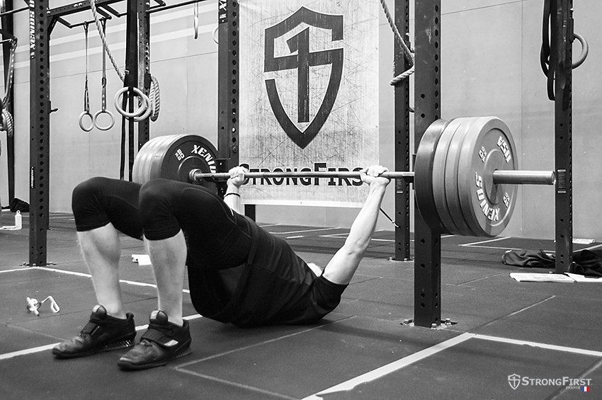 Formation StrongFirst Barbell 101 - Power to the People